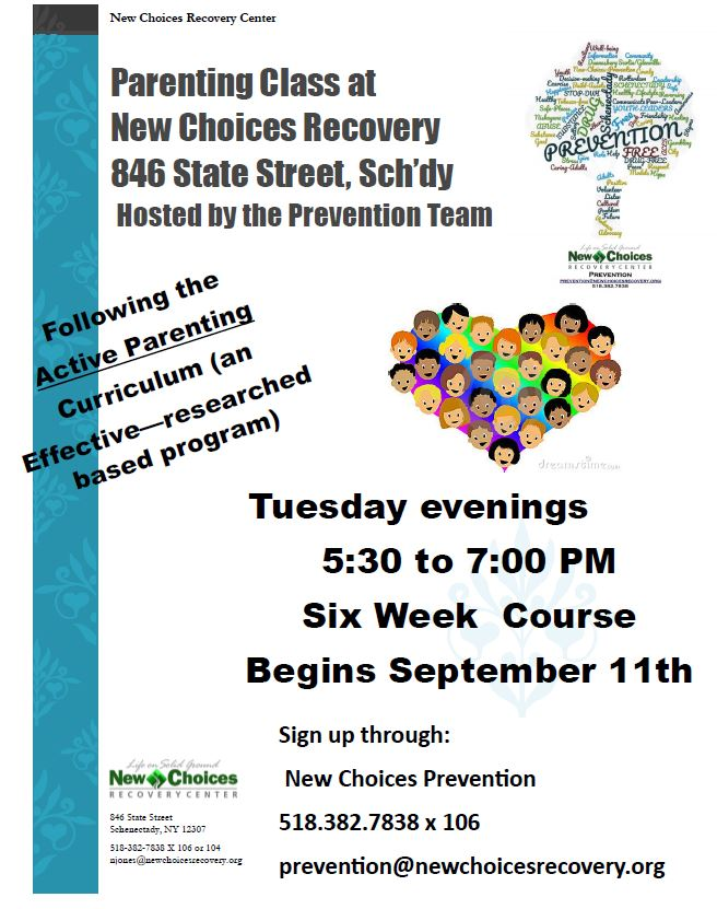 substance abuse prevention services and programs new choices